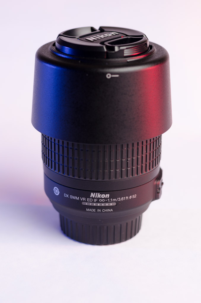 Refurbished Lens - With Serial Number Indentations
